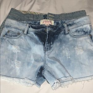 Bundle of shorts size 29 and 8 Aviva never worn